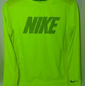 Nike dry fit long sleeve t-shirt for youth